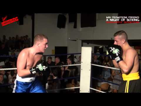 A Night of Boxing - Round 5   Joe Hilton VS Marcus Naylor - SHAREFIGHT.COM
