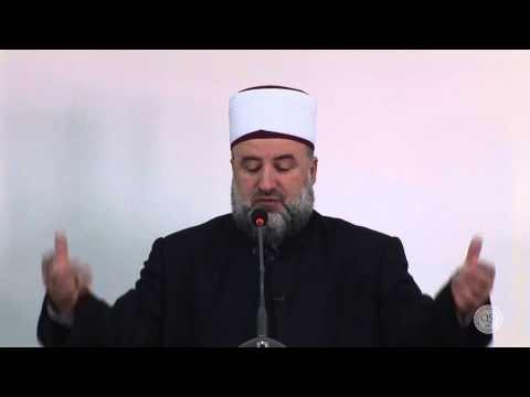 Muhamedi ﷺ mëshirë për njerëzimin - Fadil Musliu - HUTBE