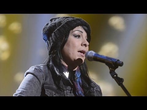 Lucy Spraggan Sings Kanye West's Gold Digger - Live Week 2 - The X Factor Uk 2012 video