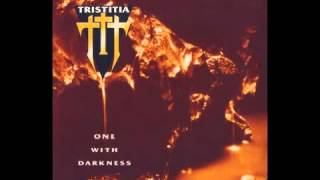 TRISTITIA - One with darkness [1995] full album HQ