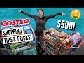 Shop With Me! Large Family Grocery Haul | Costco Shopping Tips And Tricks!