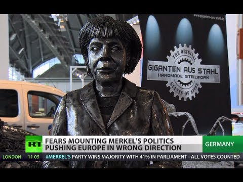 Merkelism = Thatcherism 2.0? Critics accuse Merkel of pushing EU in wrong direction