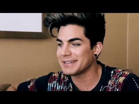 MSN Canada ADAM LAMBERT Interview by Matt Schichter Posted 6-5-12