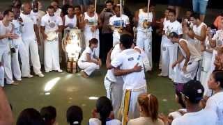 Evento do Grupo espinafre capoeira Mestre Popye
