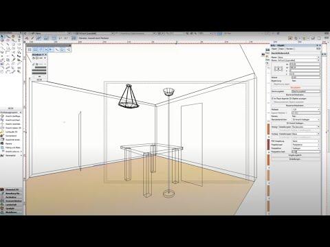 vectorworks videolike. Black Bedroom Furniture Sets. Home Design Ideas
