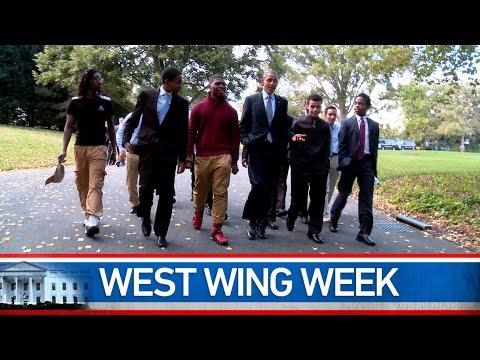 West Wing Week 10/17/14 or,