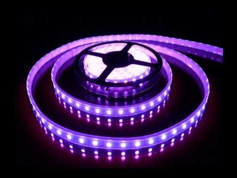 Luces led con bateria