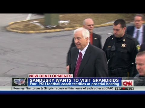 Few issues resolved at Sandusky pretrial hearing - Worldnews.