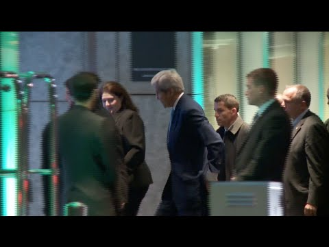 Kerry arrives in Geneva for Syrian talks