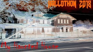 Creepypasta: My Haunted House (Hallothon 2018)
