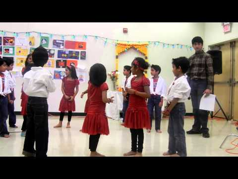 Beechstone Rockstars Dance For Oh Ringa Ringa - 2012 video