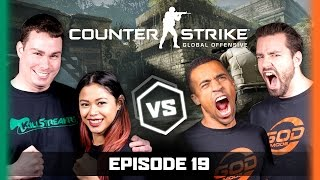 Ep 19 | CS:GO | Moo Snuckel TheMissesMae Gassy Mexican Reckless Tortuga