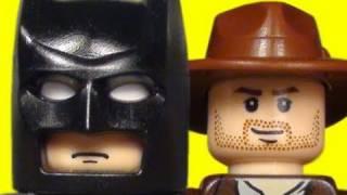 Theo Batman & Indiana Jones Movie 3