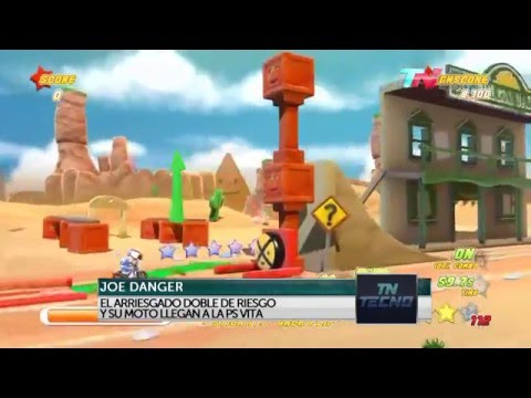 TN Tecno 224-3 Avanza el Project Ara y Joe Danger para PS Vita