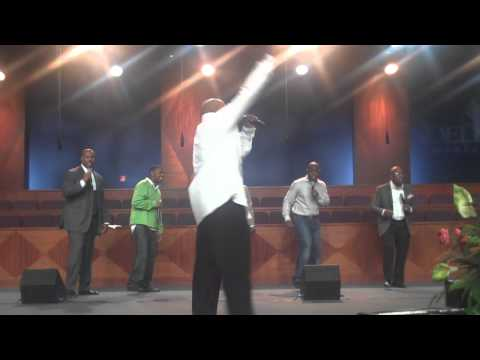 The Soul Seekers and The Gospel Wonders @ Noel Jones' church