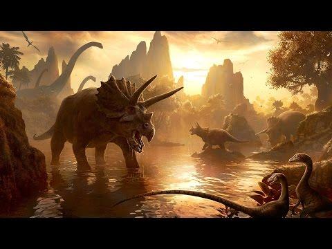 Армагеддон животных HD Эпизод 4 Задохнувшиеся Триасовое вымирание
