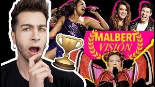 ⭐MALBERT VISIÓN AWARDS 2018⭐ (The real winners)   MALBERT