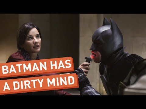 Batman Can't Stop Thinking About Sex video