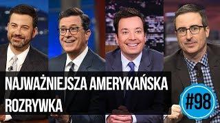 #98 Late-night talk show: najważniejsza amerykańska rozrywka
