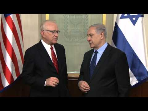 Statements by PM Netanyahu and Howard P.