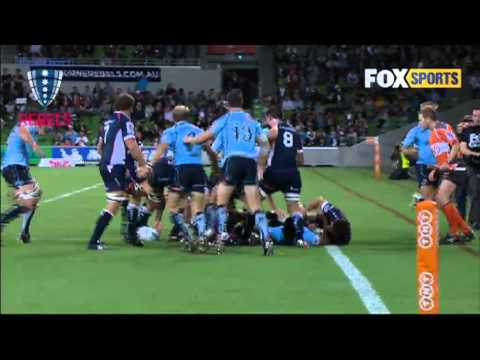 Rebels v Waratahs Match Highlights - Rebels v Waratahs Super Rugby Match Highlights
