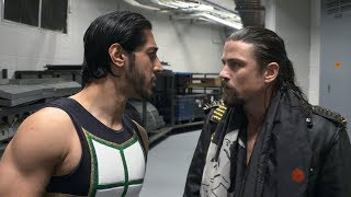Mustafa Ali challenges The Brian Kendrick to a match on WWE 205 Live: Aug. 15, 2017