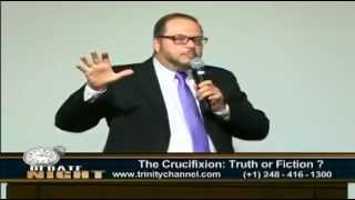 Video: Crucifixion: Truth or Fiction? - Shadid Lewis vs Tony Costa