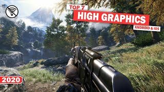 Top 7 New High Graphics Games of 2020 For Android & iOS Offline/Online | Top 7 Games