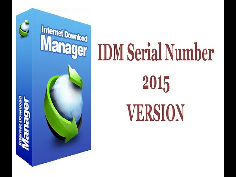 Internet Download Manager 615 with Serial Number List