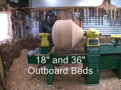 Used woodtek lathe
