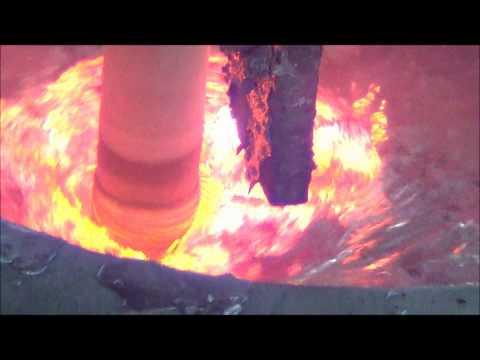 Alüminyum Döküm Gaz Alma Makinesi - ŞİRVANLI ALÜMİNYUM DÖKÜM