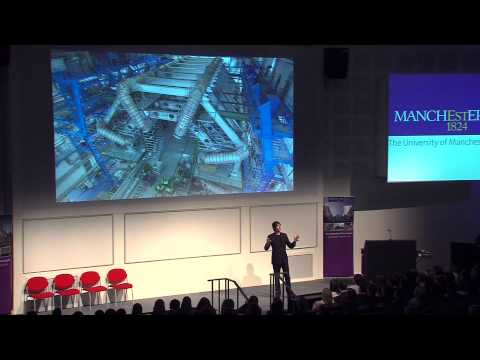 Brian Cox Lecture - GCSE Science brought down to Earth