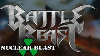 BATTLE BEAST - Touch In The Night (LYRIC VIDEO)