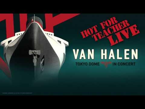 Van Halen - hot For Teacher (live) [official Audio] video