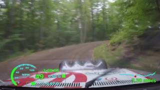 Black River Stages 2016 SS7 - Dawson/Harrell (stage win)