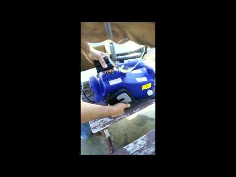 Khan Family Reviews [1] - BLUECLEAN AR 118 Electric Pressure Washer 1.500PSI