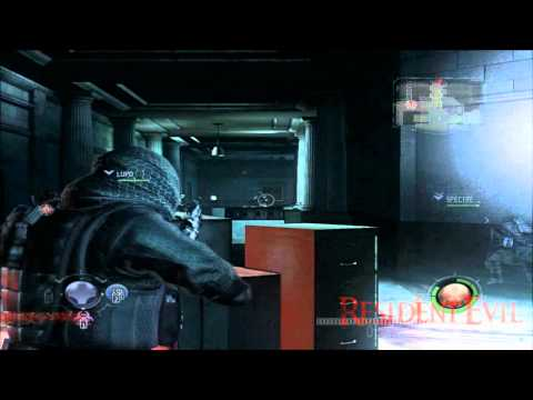 Gameplay-Resident Evil-Operation Raccoon City