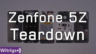 Asus Zenfone 5Z Teardown | Disassembly