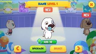 Talking Tom Candy Run Android Gameplay #2 Talking Hank