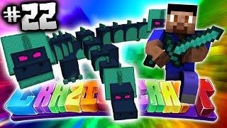 HYDRA BATTLE! - Minecraft CRAZIER CRAFT #22 - (New Crazy Craft)
