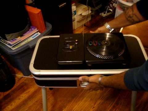 DJ HERO: RENEGADE EDITION UNBOXING  PART2