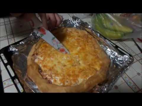 Готовим пиццу дома легко и быстро