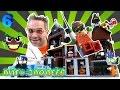 ДОКТОР ЗЛЮ и СВИНОТРОН строят Аркхем Обзор LEGO ЛЕЧЕБНИЦА АРКХЕМ Часть 6 Расследование кражи