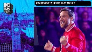 David Guetta, Charli XCX & French Montana Perform 'Dirty Sexy Money'   MTV EMAs 2017
