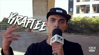 Kraftee - Street Views [Part 2]: Blast The Beat TV