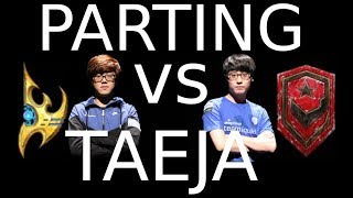 TaeJa vs PartinG - BO7 - THE REMATCH! - Starcraft 2