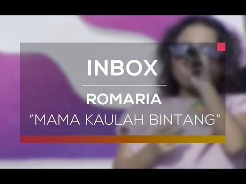 download lagu Romaria - Mama Kaulah Bintang Live On Inbox gratis