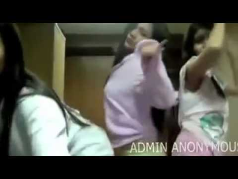 Pinoy Channel 365 - 3 Cute Pinay Girls Dancing Igiling Giling video