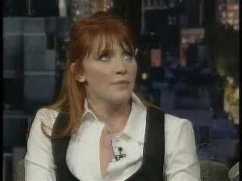 Bryce Dallas Howard on Letterman
