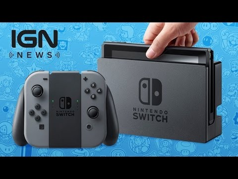 Nintendo Admits Switch Performance Upgrade When Docked - IGN News